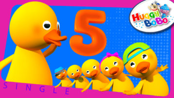 Picture of Five Little Ducks